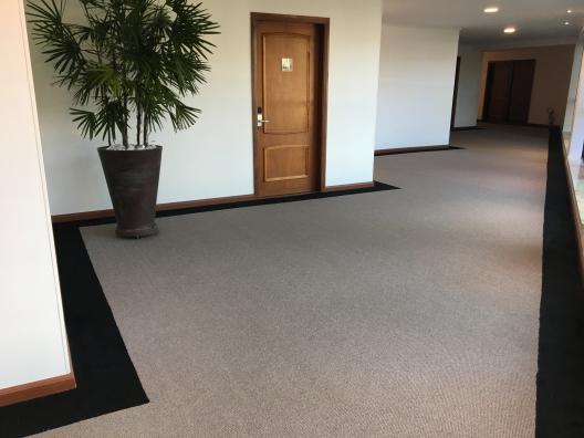 Carpete para hotéis