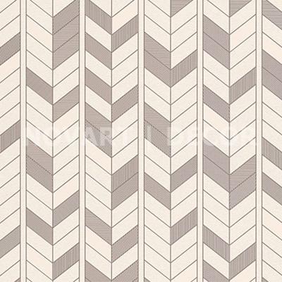 Papel de parede - Geométrico prata