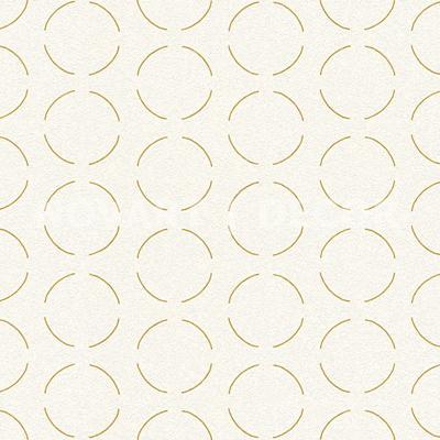 Papel de parede - Geométrico argolas