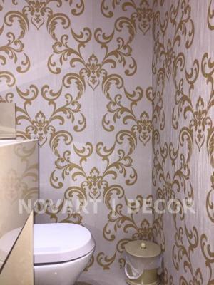 Papel de parede lavável para lavabo