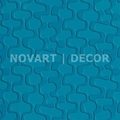 Papel de parede 3D moderno tiffany