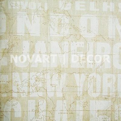 Papel de parede - Moderno nome de cidades