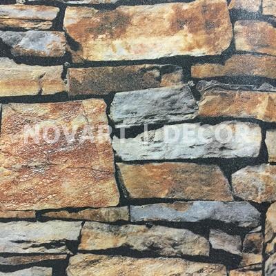 Papel de parede - Rústicos parede mescla