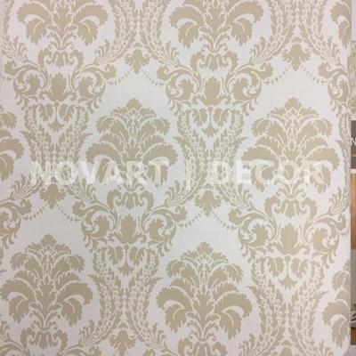 Papel de parede - Vintage marfim