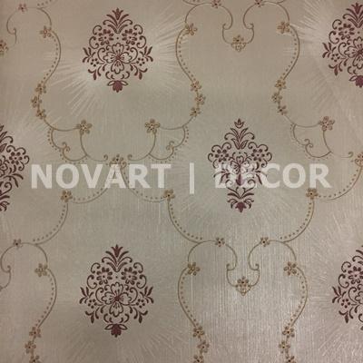 Papel de parede - Vintage lilás