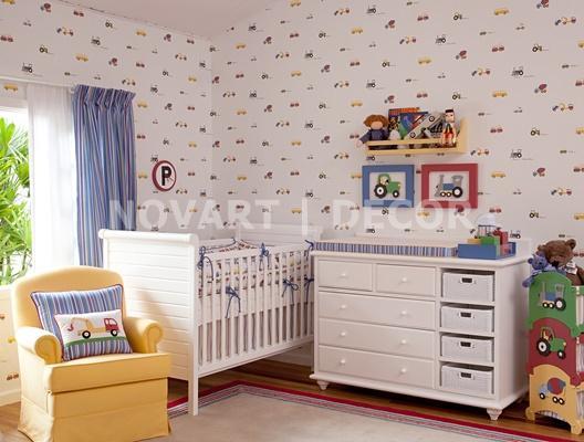 Papel de parede - Infantil e Juvenil