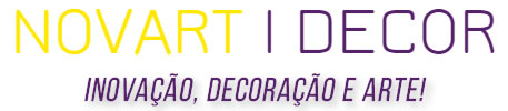 Cortinas e Papel de parede  NOVART | DECOR