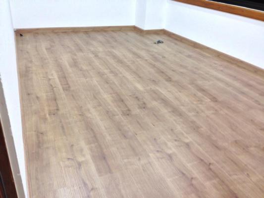 Piso de Madeira, Laminado e Carpete de madeira