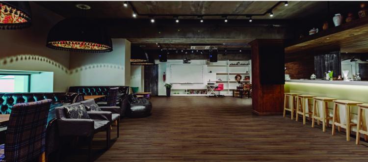 Conheça as coleções Ambienta Series e Studio da Tarkett!