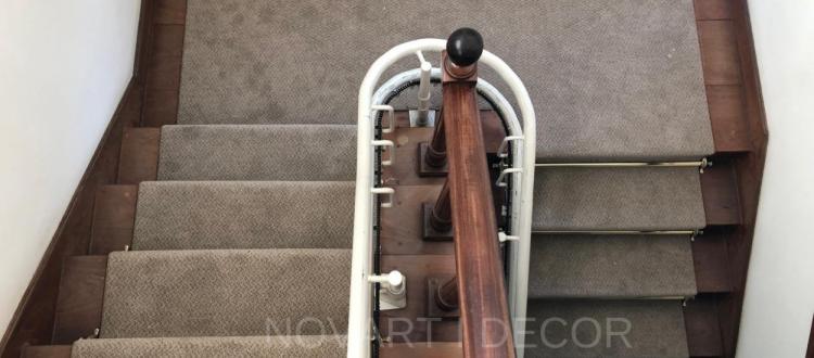 Carpetes - Sofisticação, elegância e segurança!